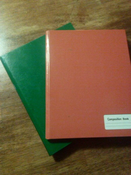 Red is DS11's color, green is DS12's color. I bought these at Walmart.