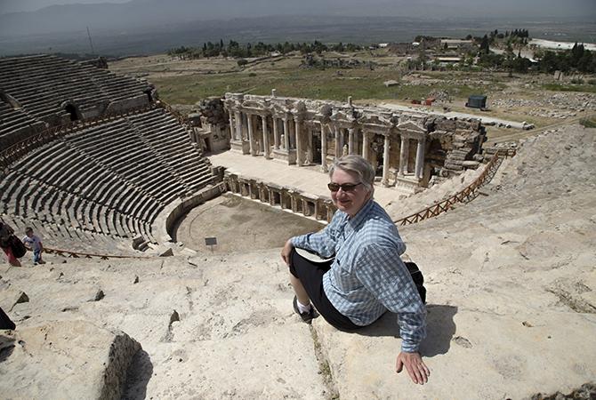 Theater at Hieropolis