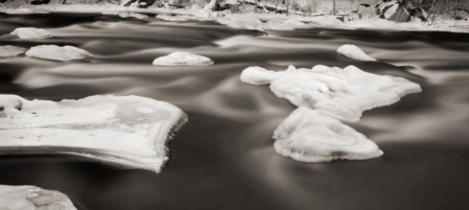 Wolf River Photograph Selected for Gallery