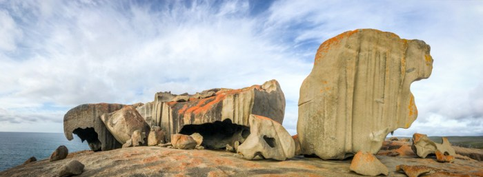 Remarkable Rocks Australia