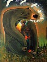 mystical nature, shamanic journey, spirit helper, ceremony, Sedona Retreat, signs, power animal, vision circle