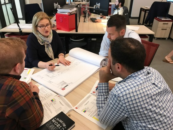 Teamwork, Architecture, Design, Crosskey Architects
