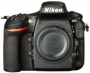 Nikon D810 FX-format Digital SLR Camera