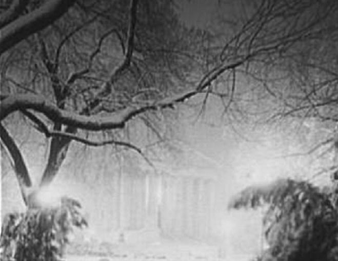 Strangers in Cross: Jan. 12, '38