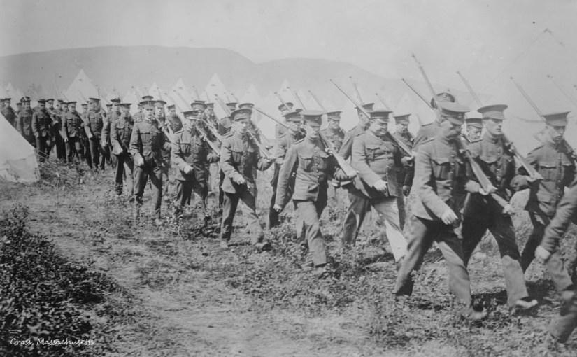 War, 1914