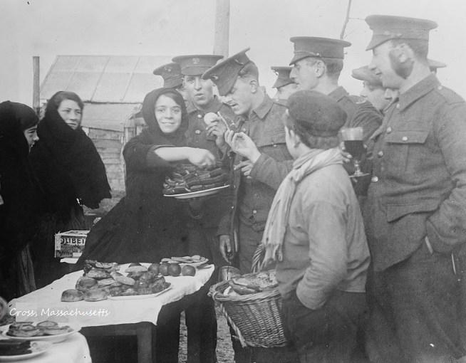 A Bitter Feast, 1916