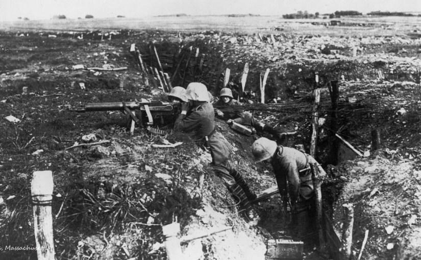Gunned Down, 1917