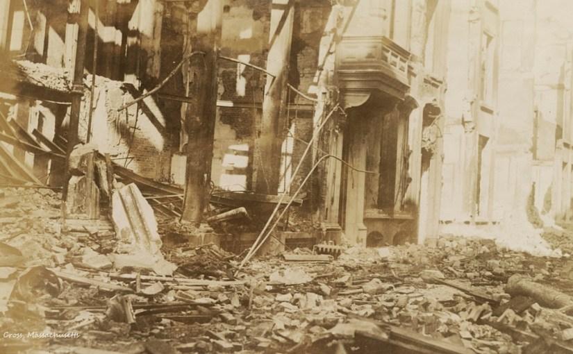 Hubris, 1917