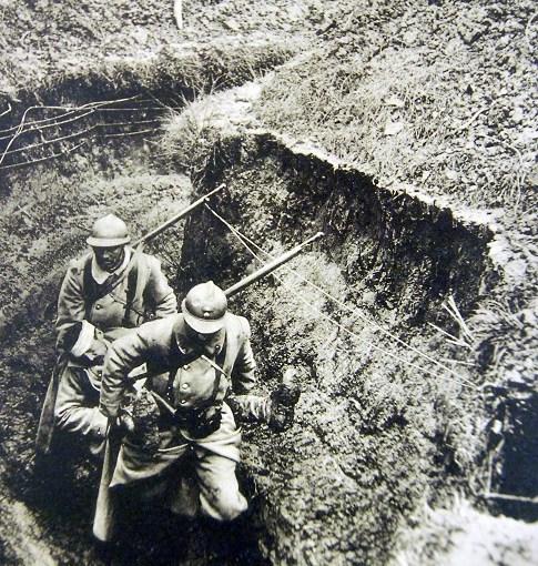 Broken, 1918