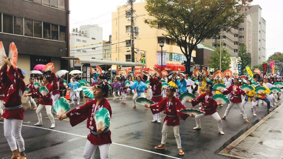 堺祭り2017