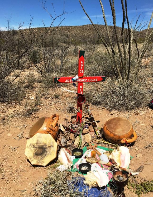 Jose's cross