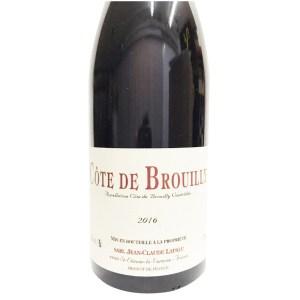 Cotes De Brouilly(コート・デ・ブルイィ)