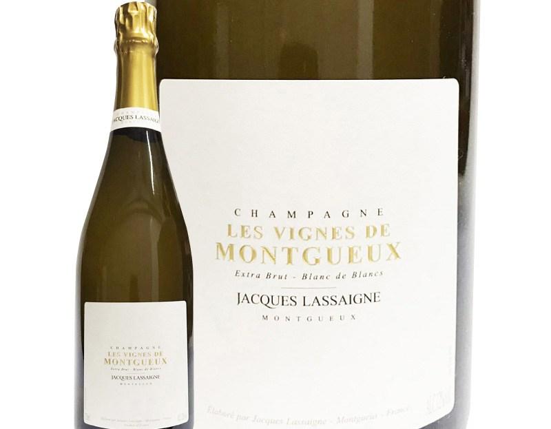 Blanc de Blanc Les Vignes de Montgueux(ブラン・ド・ブラン レ・ヴィーニュ・ド・モングゥ)