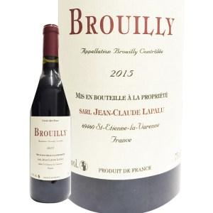 Brouilly Cuvee des Fous(ブルイィ・キュヴェ・デ・フー)