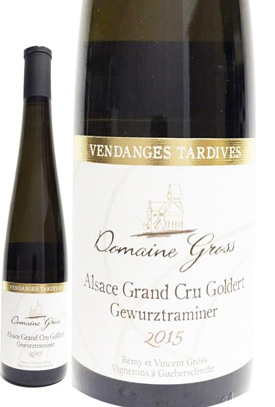 GRAND CRU GOLDERT Vendanges Tardives(グランクリュ・グルデール・ヴァンダンジュ・タルディヴ)