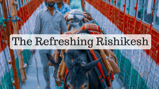 A Blissful Weekend in Rishikesh – My Experience