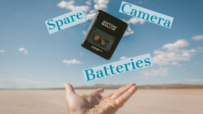 Camera batteries is must while traveling to leh-ladakh