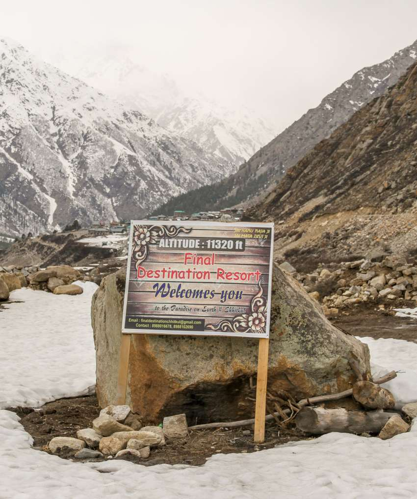 Things to do in Chitkul