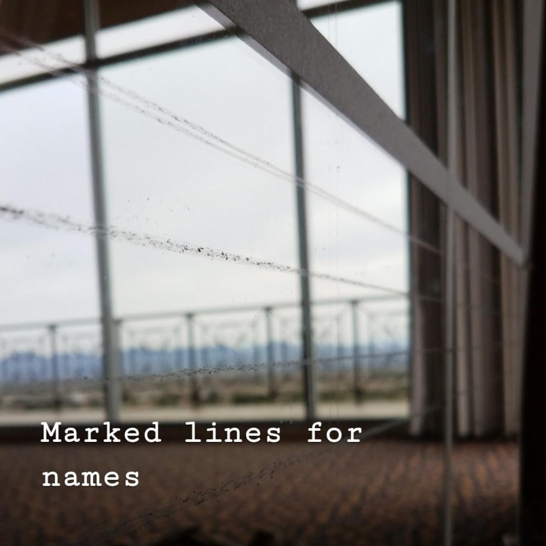 Lines for Names