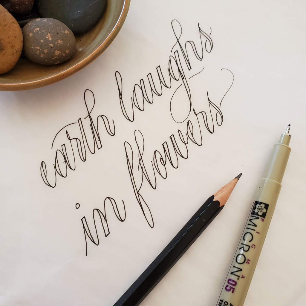 Online Class: Intro to Hand Drawn Letterin