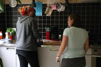 community womanhood