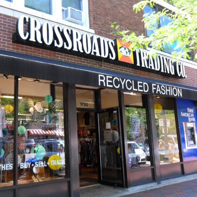 Locations - Crossroads - consignment shops