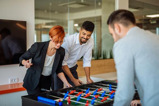 Team-Binding, Recreational Corporate Events
