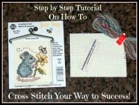 cross stitch tutorial
