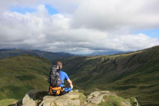 Cross the UK: Coast to Coast Walk on Greenup Edge with Mick Fenwick Landscape