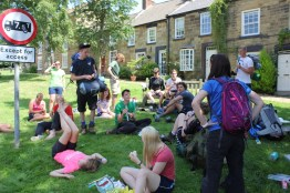 Cross the UK: HTCS Duke of Edinburgh Silver Final Expedition Osmotherley Pick Up Point