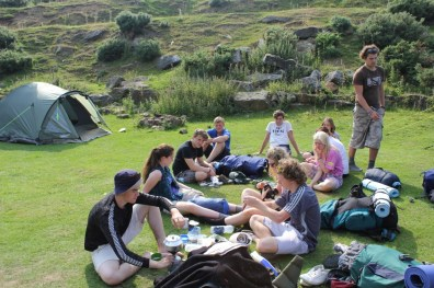Cross the UK: HTCS Duke of Edinburgh Final Expedition at Raven Gill