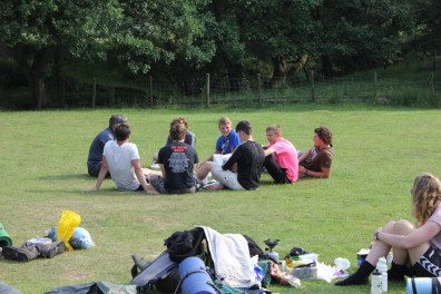 Cross the UK: HTCS Duke of Edinburgh Silver Final Expedition Feedback with 'Los Tankos'