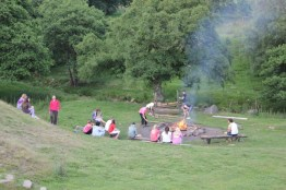 Cross the UK: HTCS Duke of Edinburgh Silver Final Expedition Fire at Raven Gill