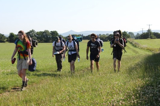 Cross the UK: HTCS Duke of Edinburgh Silver Final Expedition Swainby with Los Tankos Overtaking