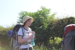 Cross the UK: HTCS Duke of Edinburgh Silver Final Expedition Team Beth en route to Swainby