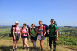 Cross the UK: HTCS Duke of Edinburgh Silver Final Expedition Yellow Tie Closing Stages