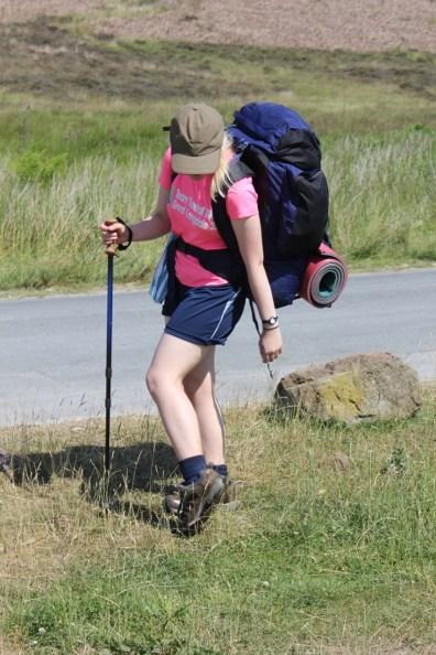 Cross the UK: HTCS Duke of Edinburgh Silver Final Expedition Harriet Bog Foot