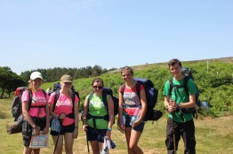 Cross the UK: HTCS Duke of Edinburgh Silver Final Expedition Yellow Tie Completed