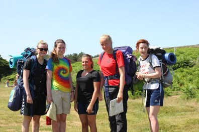 Cross the UK: HTCS Duke of Edinburgh Silver Final Expedition Team Work Completed