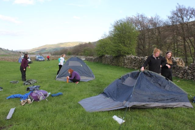 Cross the UK: DofE1407