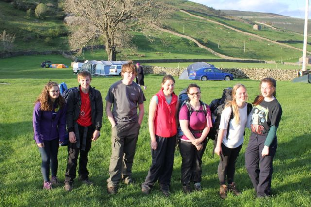 Cross the UK: DofE1416