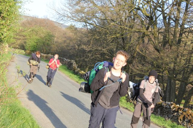 Cross the UK: DofE1419