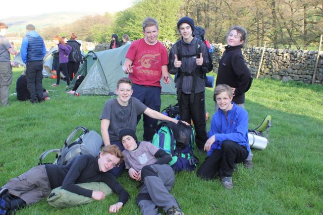 Cross the UK: DofE1422