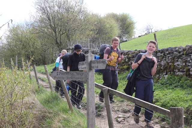 Cross the UK: DofE1452