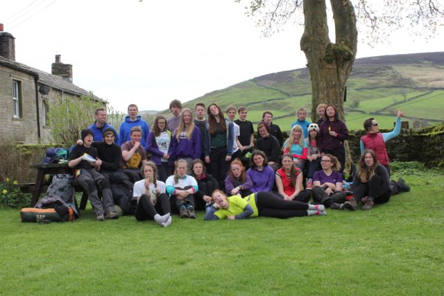 Cross the UK: DofE1457