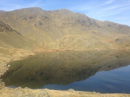 Levers Water - looking stunning