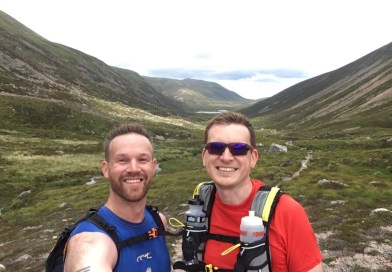 Cross the UK:  Trail Running in the Cairngorms Part One – Lairig an Laoigh