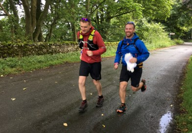Cross the UK Ultra-Marathon Men