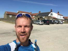 Training run (Recce) from Osmotherley to Blakey Moor which conveniently finished at the Lion Inn