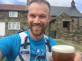 Benefits of your training run finishing at a great pub!